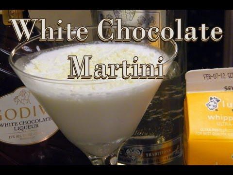 White Chocolate Martini Recipe - theFNDC com