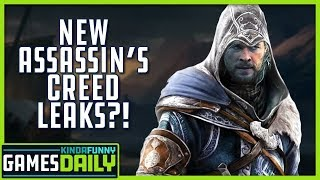 Are The New Assassin's Creed Ragnarok Leaks Legit? - Kinda Funny Games Daily 01.13.20