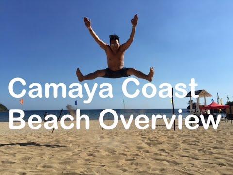 Camaya Coast Beach and Camaya Sands Hotel Overview 2015 Mariveles Bataan by HourPhilippines.com