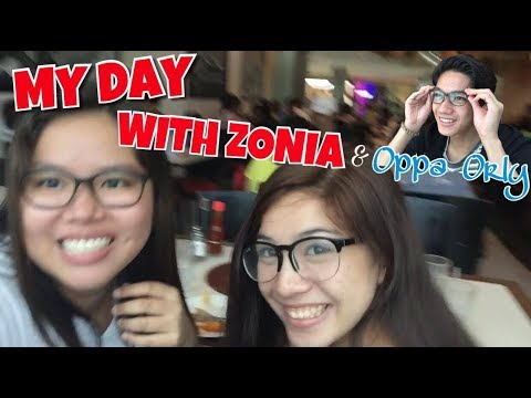 My Day with Zonia Mejia