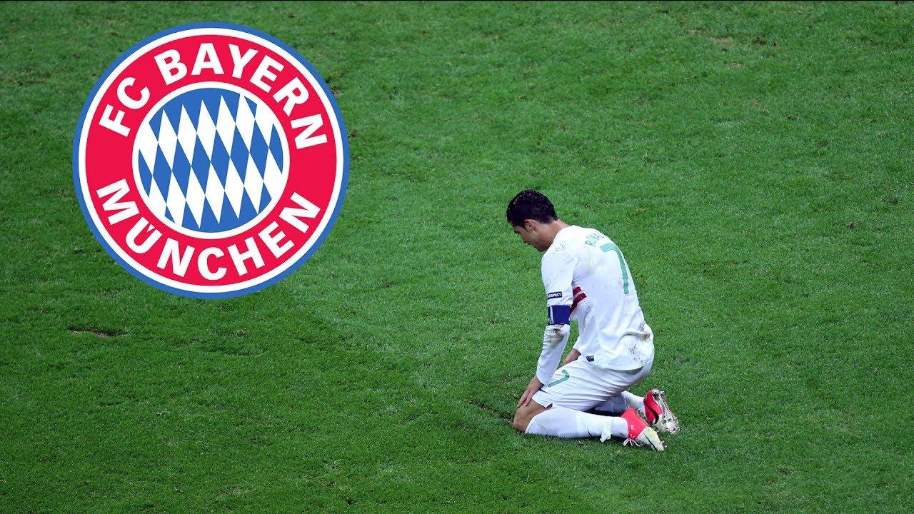 Ronaldo Zu Bayern