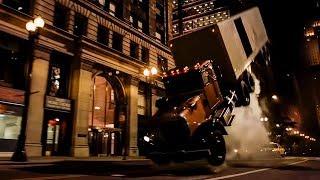 10 Лучших Автомобильных Трюков в Кино