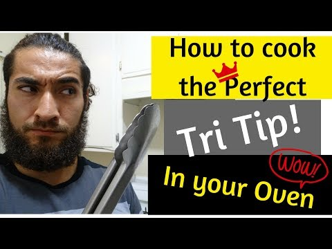 How To Cook Tri Tip On Your Oven!