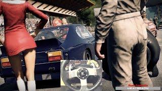 Need for Speed: Shift 2 Unleashed (Legendy i kariera) - Na kierownicy G27 [PL]