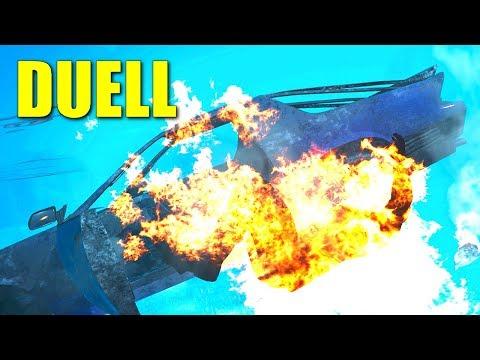 DAS DUELL - GTA 5 Online (Overtime Rumble Gameplay German/Deutsch)