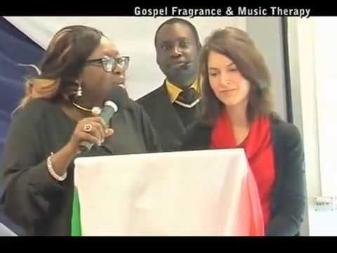 DAMM Holds National Prayer Breakfast 2015, Italy - Part3