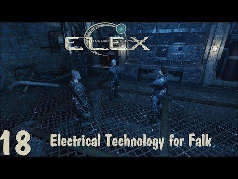 Mission: Electrical Technology for Falk  - Elex Walkthrough (Difficult) Part 18
