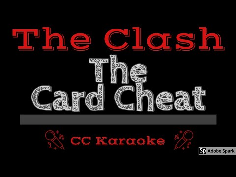 The Clash   The Card Cheat CC Karaoke Instrumental
