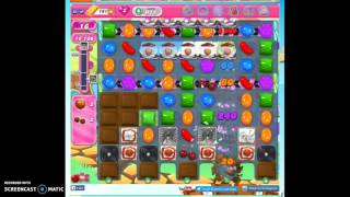 Candy Crush Level 915 help w/audio tips, hints, tricks