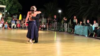 Nikos & Margarita - 4th Int. Lesvos Tango Meeting - 2/3