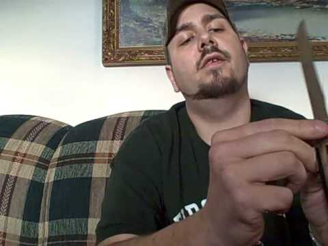 Knife review   Marbles MR197 axe/knife combo NEAT!!!!!!! check it out