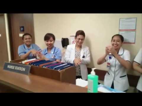 Hand Hygiene Campaign Siloam Hospitals Lippo Cikarang - HUT PPNI 17 Maret 2017