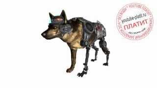 Нарисованные карандашом собаки  Как поэтапно карандашом нарисовать собаку робота
