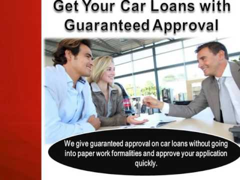Get Guaranteed Approval on Car Finance