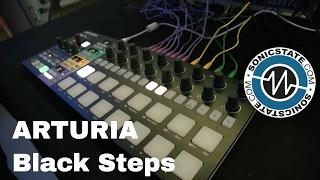 Superbooth 2017: Arturia New Black Steps