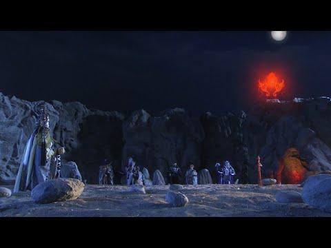 【台語】霹靂英雄戰紀之《刀說異數》第 9 集 仇魂怨女之死引發龍骨聖刀之爭  收幕「龍虎之爭」