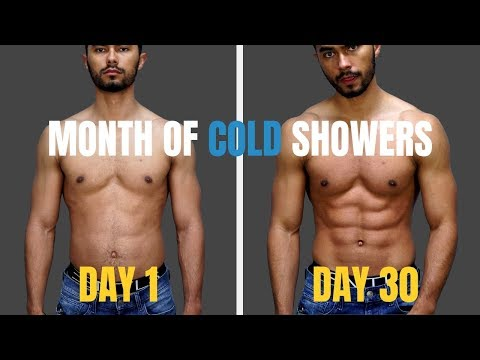 I Took A Cold Shower Everyday For 30 Days