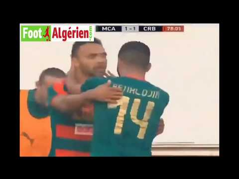 Ligue 1 Algérie (12e journée) : MC Alger 2 - 2 CR Belouizdad