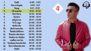 Top 17 heart touching songs of brijesh Shrestha 2020  Jukebox 2020  JukeBox by Tmusic