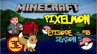 Minecraft: Pixelmon - Эпизод 18 - Небольшие изменения и новый Покемон (Pokemon Mod)