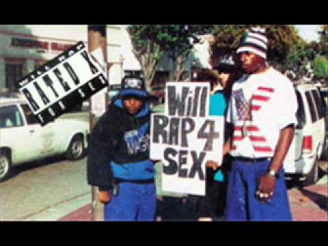 RATED X - WHY'D YOU HAVE TO DO IT ( rare 1992 CA rap )