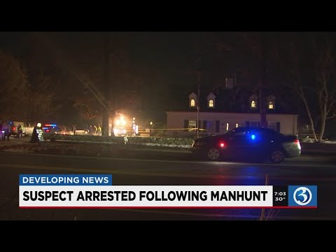 VIDEO: Man accused of throwing Molotov cocktails at CT ambulances arrested in Pennsylvania