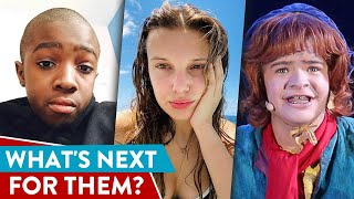 Stranger Things Cast: Where to Find Them Now |⭐ OSSA Radar