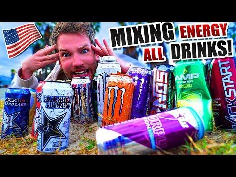Download Youtube: Die härtesten Energy Drinks aus USA zusammengemixt!