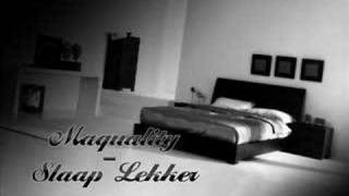 Maquality - Slaap lekker