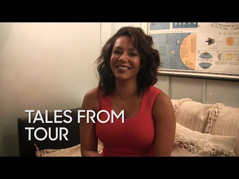 Tales from Tour: Mel B