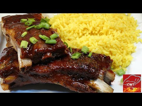 Southern Style BBQ Ribs