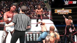 WWE 2K19 Royal Rumble Moments: Edge Returns & Wins the Royal Rumble 2010!
