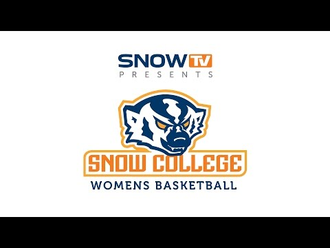 Snow College Women's Basketball vs CSI 1-31-17