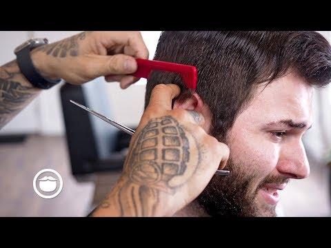barber-fixes-my-homemade-haircut-|-beardbrand-studio