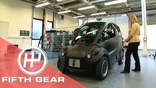 Fifth Gear The Car Of The Future смотреть