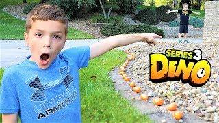 Smashers 3:  Payback Time vs Hello Neighbor Treasure Hunt (Hello Neighbor Found the Secret DIno Egg)