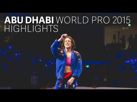 Abu Dhabi World Pro Jiu Jitsu 2015 - Highlights