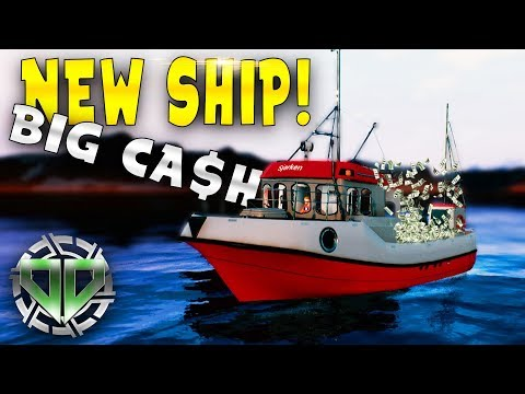 FISHING BARENTS SEA : NEW SHIP MAKING BIG CASH! : FISHING BA