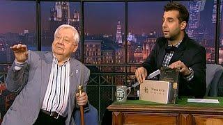 Вечерний Ургант - Олег Табаков, Борис Барабанов, группа