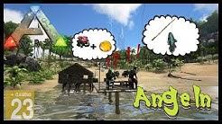 ARK: Survival Evolved [GUIDE/Deutsch] ** Angeln - Köder - Fische ** INFO