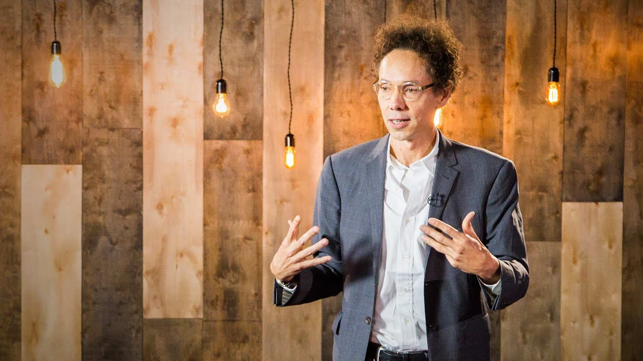 Download The unheard story of David and Goliath | Malcolm Gladwell