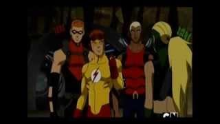 Wally & Artemis - Season 1 (Young Justice)