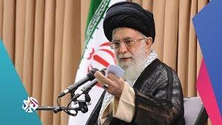 كلمة المرشد الأعلى الإيراني علي خامنئي بعد قصف قاعدة عين الأسد الأميركية│أخبار العربي