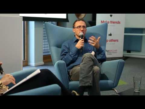 How to scale fast - Dr. Andreas Fruth (CEO of Global Savings Group) at Startup Grind Munich