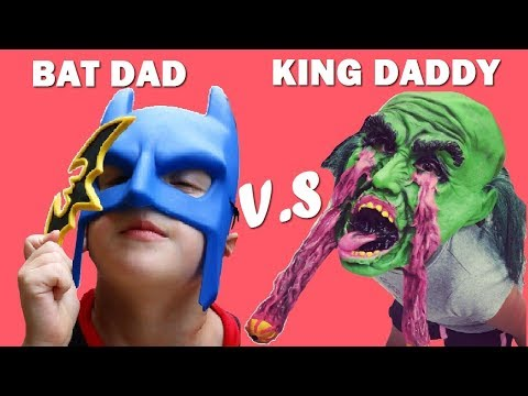 Thumbnail: BatDad Vines vs KingDaddy Vines (W/Titles) Funny Vine Compilation September 2017 - Vine Age✔