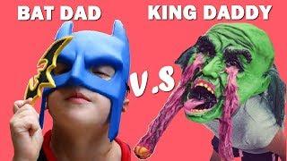 BatDad Vines vs KingDaddy Vines (W/Titles) Funny Vine Compilation September 2017 - Vine Age✔