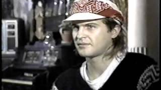 Ivan Doroschuk 1983 Interview Clip