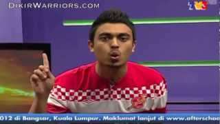 Dikir Warriors - Legasi Mat Che Su ( MHI - TV3 ) **Versi Video Comel**