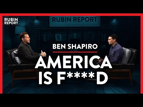 Anti-Racism Witch Trials & The Left DESTROYS America! | Ben Shapiro | POLITICS | Rubin Report