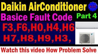 Download Daikin Split Ac Error Code Troubleshoot Find Out Error Code